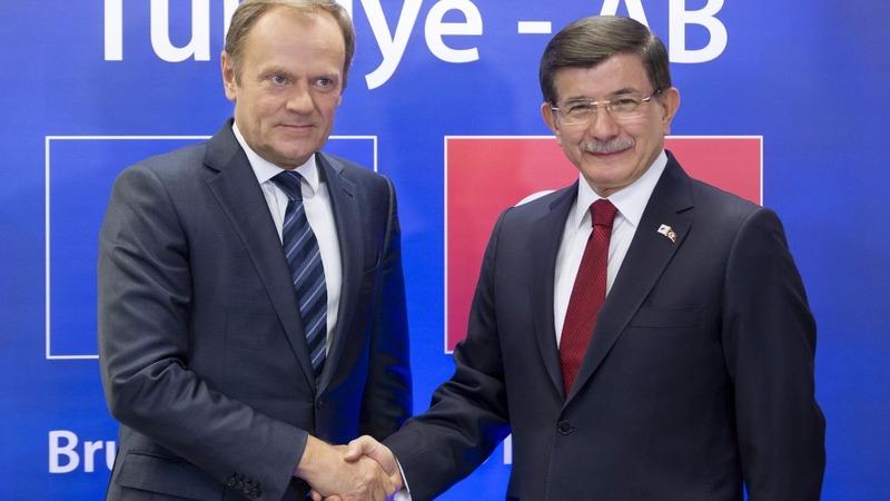 VERBATIM: EU and Turkey sign migrant deal