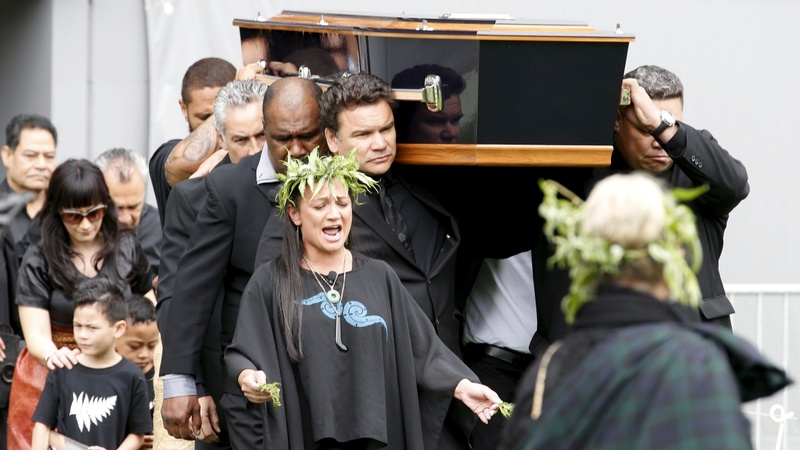 VERBATIM: Emotional farewell to Jonah Lomu