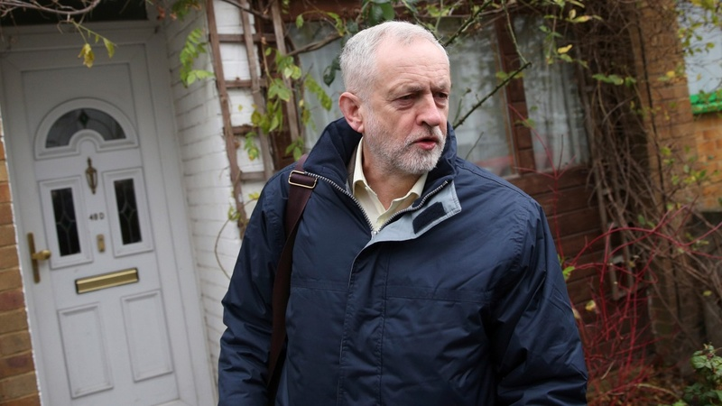 Corbyn gives MPs free votes on air strikes