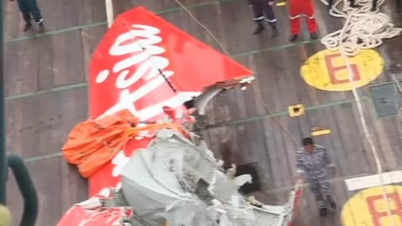 Air Asia crash- caused by midair fault