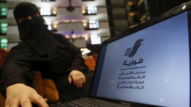 Saudi women prepare for historic vote