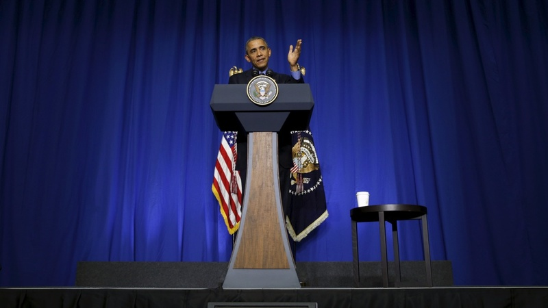 VERBATIM: Obama upbeat on climate talks