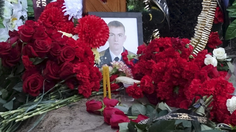 The unexplained deaths of Russian soldiers