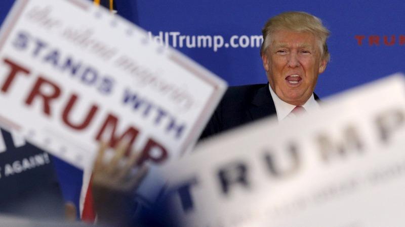 VERBATIM: Trump's secret to raising good kids