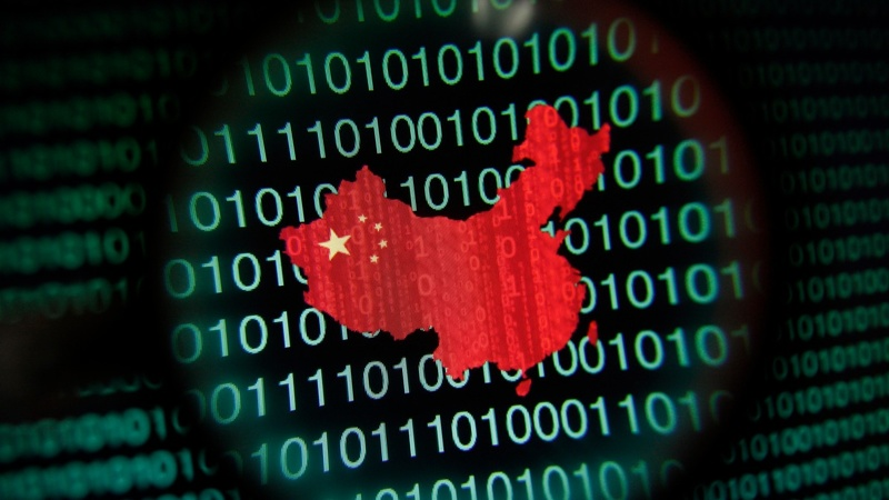 Australia blames China for massive hack