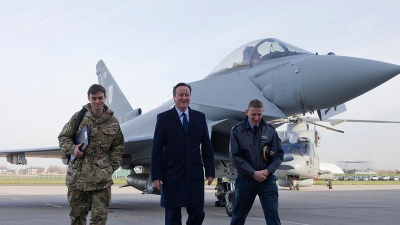 Britain votes on Syria bombing