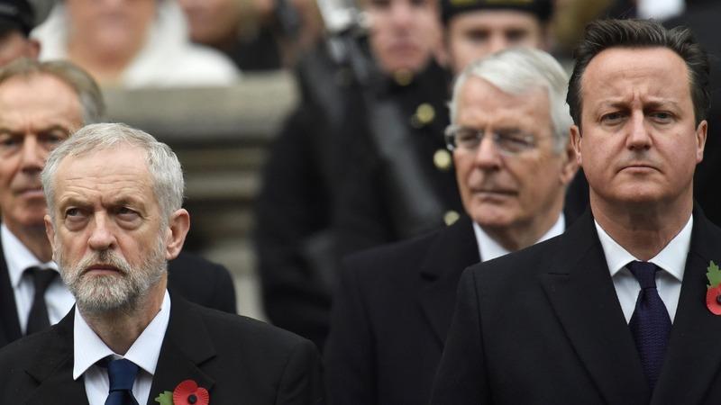 VERBATIM: Westminster split over air strikes