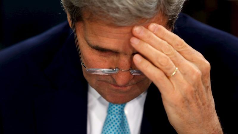 VERBATIM: Kerry on Iraq special forces plan