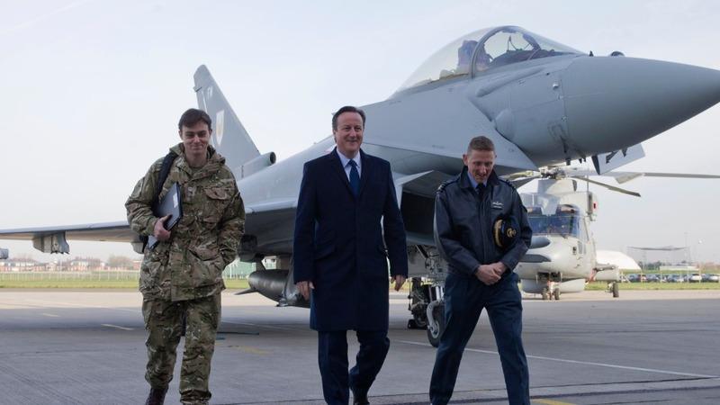 British MPs vote on Syria bombing