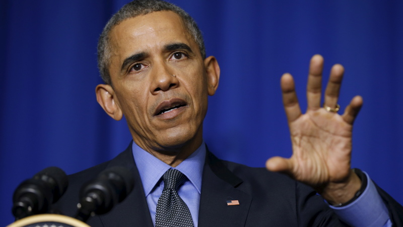 Obama: Gun laws don't bar potential terrorists