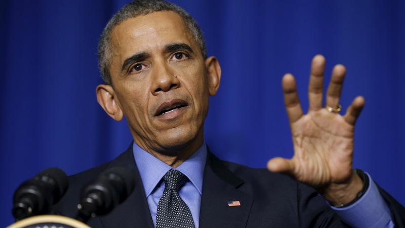 Obama: Gun laws don't bar potential terrorists