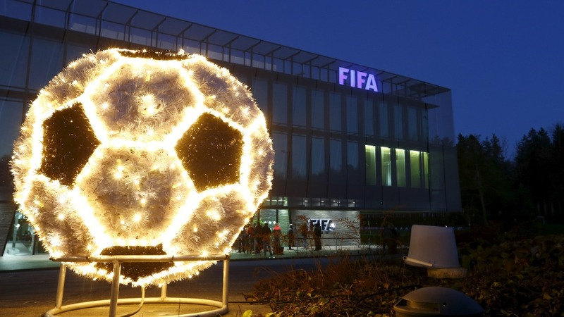 FIFA officials arrested on bribery charges
