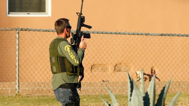 Shooting sparks a tweetstorm on gun control