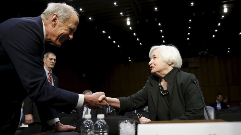 Yellen eyes jobs data for December rate hike