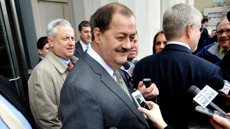 Ex-coal CEO found guilty of conspiracy