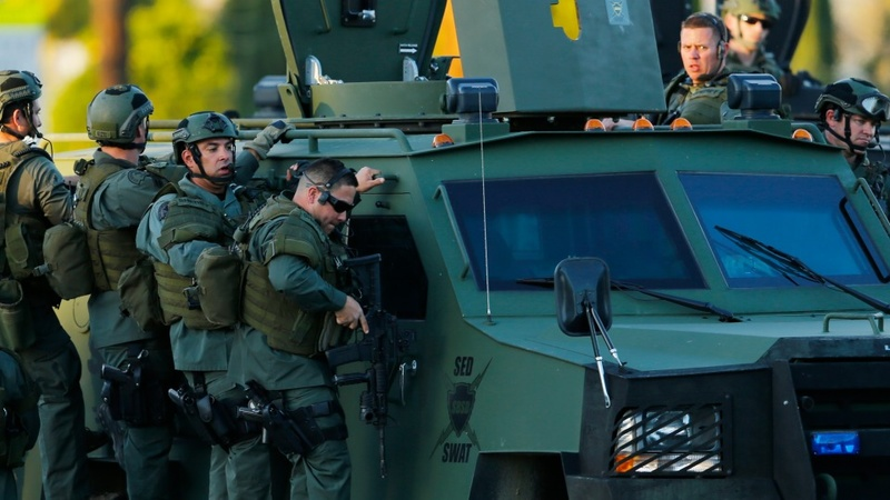The ammunition behind San Bernardino shooting