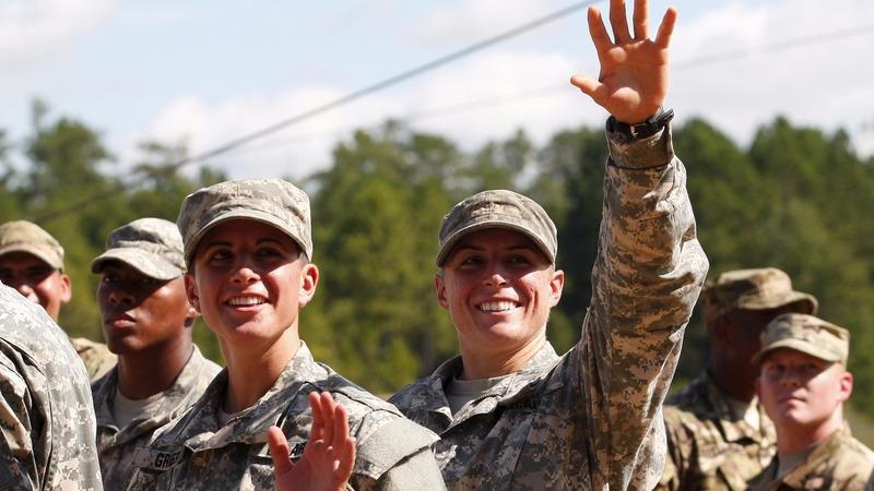 Pentagon opens all combat jobs to women