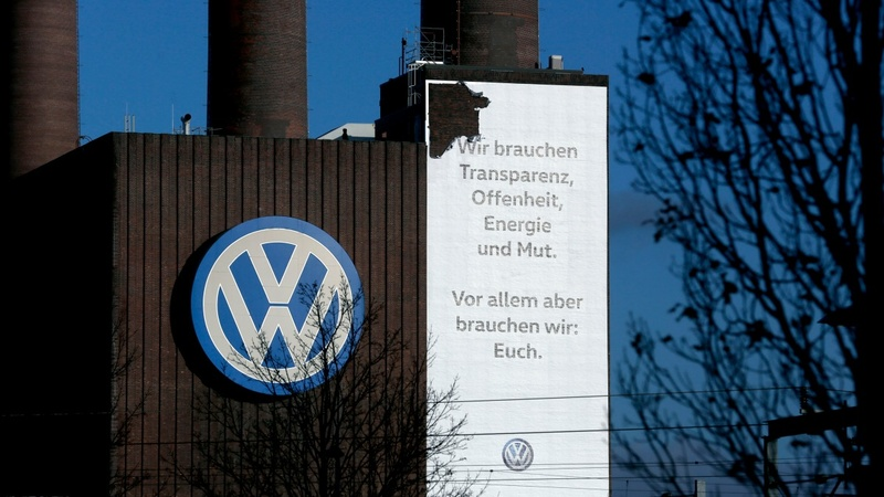VW sales slump in Britain after emissions scandal