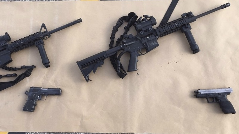 Evidence of an ISIS link to San Bernardino