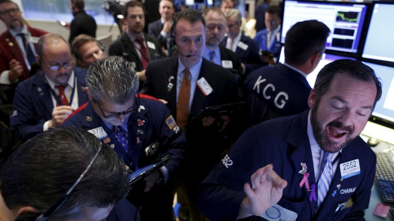 Stocks soar as investors bet on December hike