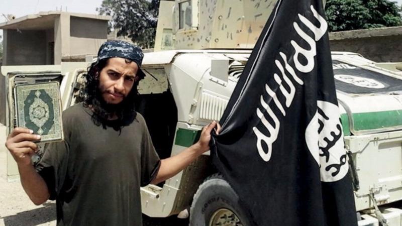Paris gunmen reportedly linked to UK