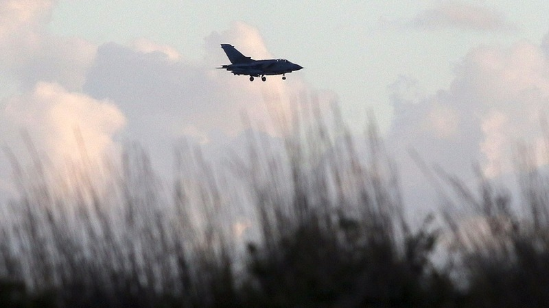 UK bombs oil field in second Syria strike