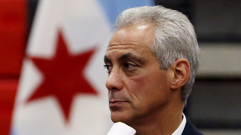 Chicago mayor remains under fire