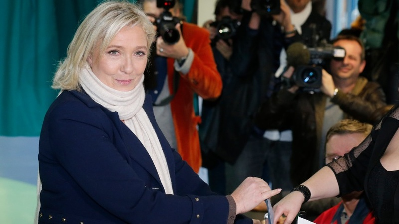 French far-right expects votes after attacks