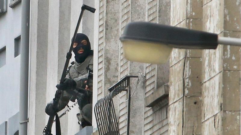'Weak link' Belgium gets tough on terror
