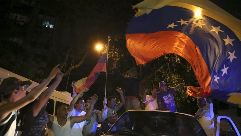 Venezuela's opposition wins the day