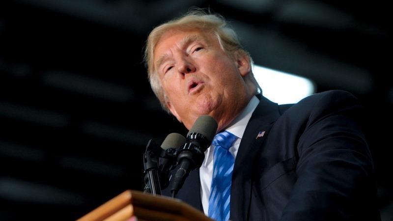 Trump calls for ban on Muslims entering U.S.