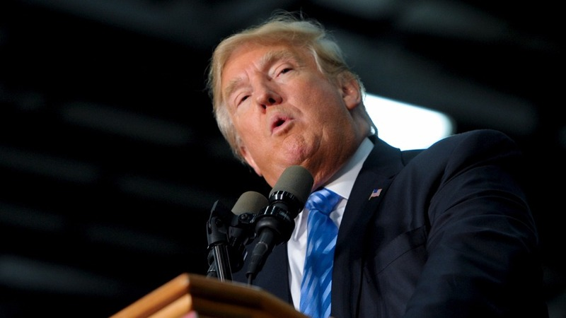 Trump calls for ban on Muslims entering U.S.
