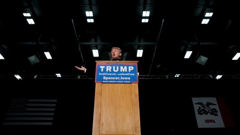 VERBATIM: Trump urges ban on Muslims entering U.S.