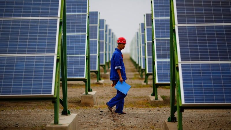 Solar power for the masses in China