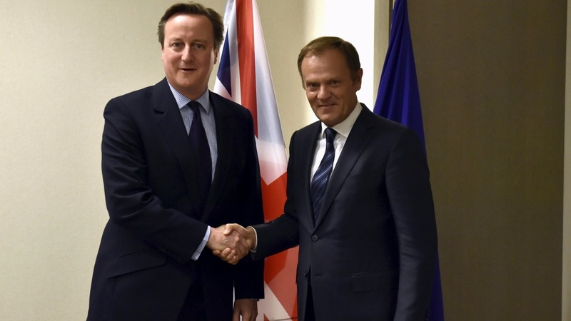 EU dangles reform deal hope for Cameron