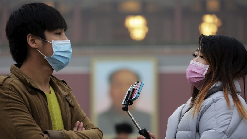 A UK firm helps China breathe easy