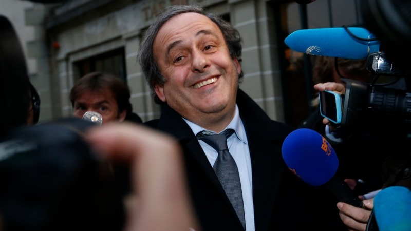 Platini fails to lift ban, but could still run for FIFA