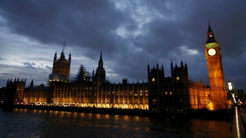 Claims British electorate is shrinking