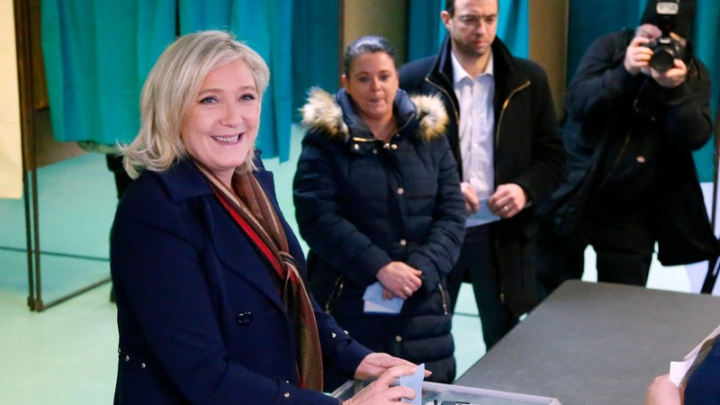 France holds round two of regional elections