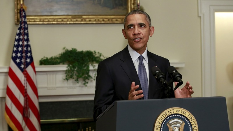 Obama: Paris pact 'best chance' to save planet