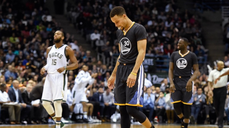 Golden State ends their record win streak