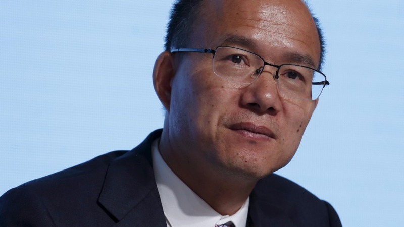 A big-name Chinese billionaire reappears