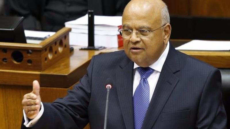South Africa: One week, three finance chiefs