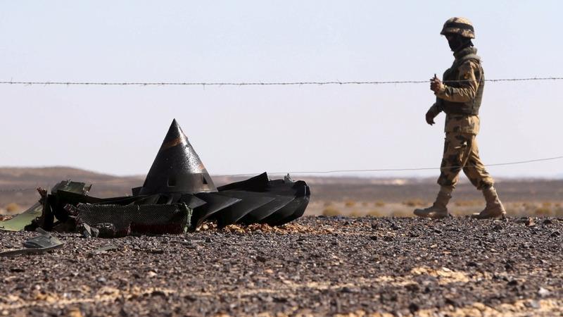No sign of bomb in Sinai plane crash - Egypt