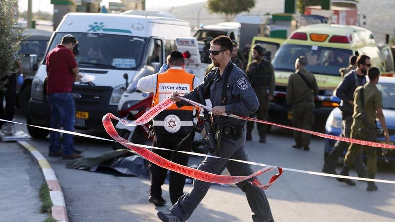 2015: Israeli-Palestinian violence