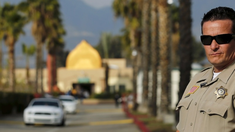 Stepping up security at America's mosques