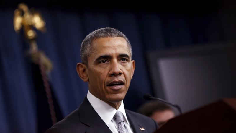 VERBATIM: 'We're hitting ISIL harder than ever'