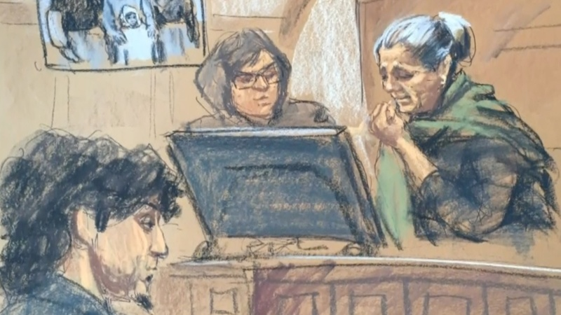 2015: Boston Marathon bombing trial