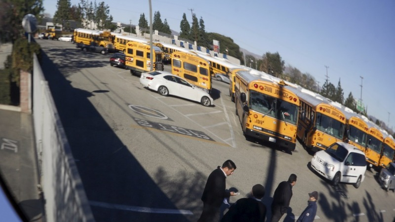 LA to reopen schools after terror 'hoax'
