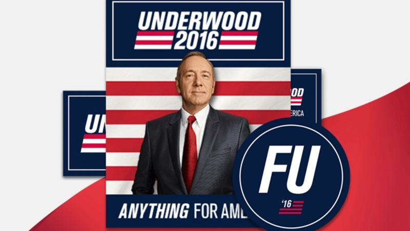 'House of Cards' trailer debuts during GOP debate
